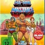 He-Man and the Masters of the Universe 宇宙巨人希曼 第二季全集 蓝光DVD